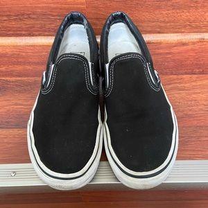 Vans Black Slip-On